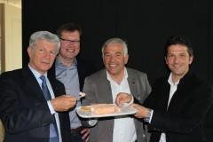 Spatenstich Käserei Vintl: Südtirol soll Käsedestination werden