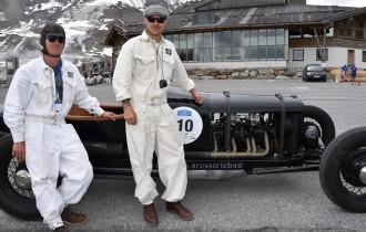 20 Jahre Ralley & 90 Jahre Automobilhistorie