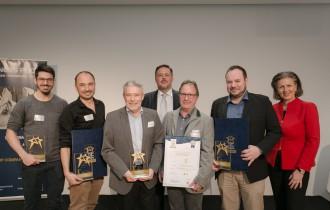 Tirols beliebteste Arbeitgeber ausgezeichnet