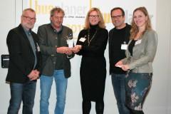 busplaner Innovationspreis 2018 für Gletscherpark Tirol