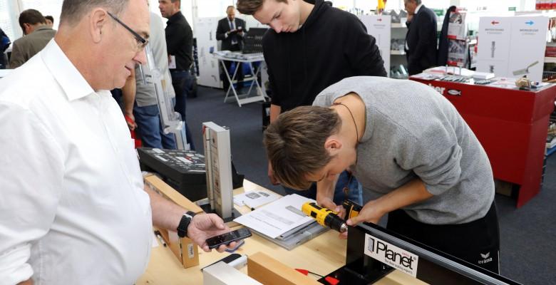 Internationaler Tag des Metallbaus in Bruneck