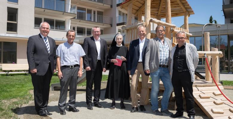 """""""Haus im Leben"""" Innsbruck fertiggestellt"""