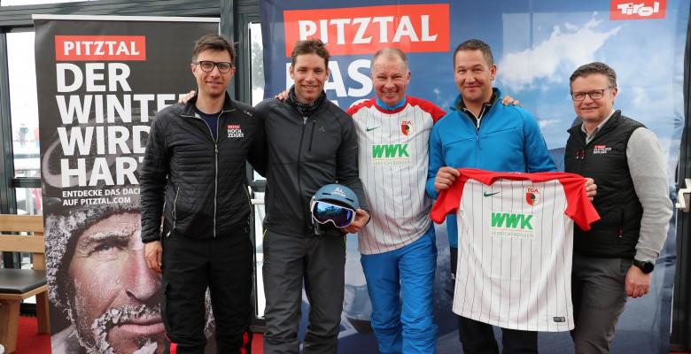 Pitztal ist neuer Tourismuspartner des FC Augsburg