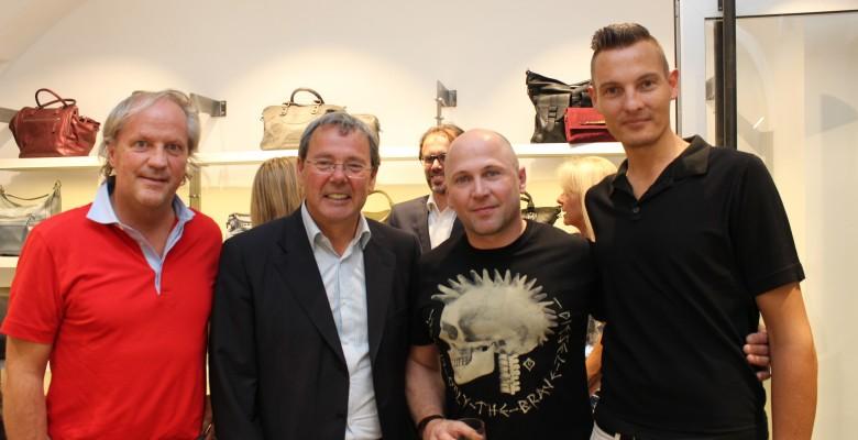 Erstes Liebeskind-Geschäft Italiens eröffnet in Brixen