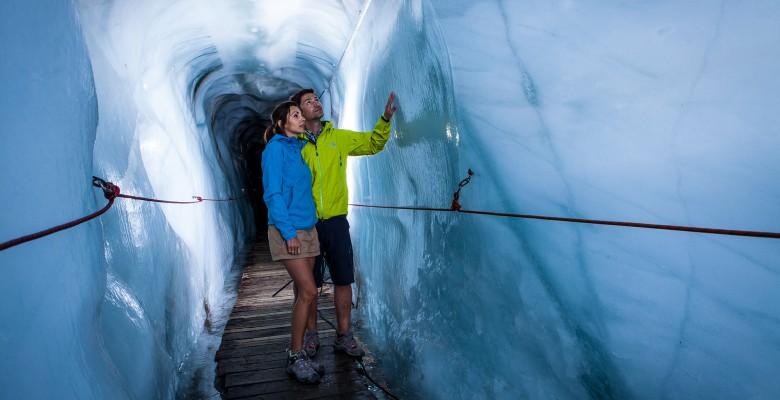 Kaunertaler Gletscher startet in die Sommersaison