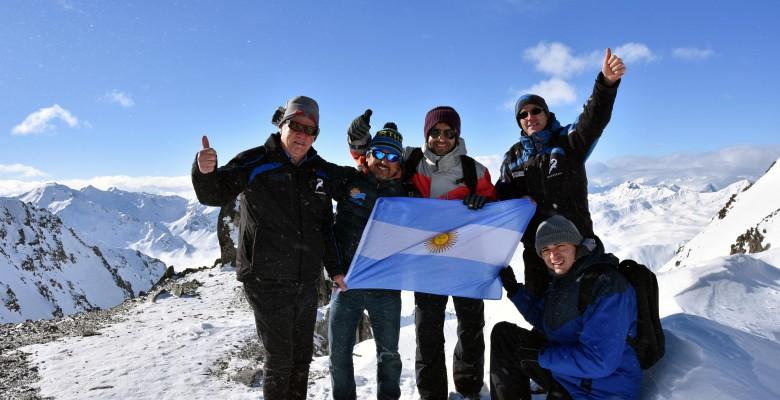 10-jährige Partnerschaft mit argentinischem Skigebiet Las Leñas