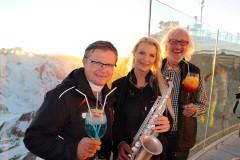 Offizieller Saisonstart am Pitztaler Gletscher