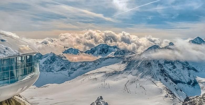 Saisonstart am Pitztaler Gletscher