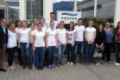 Gesundheitsförderung und Prävention bei Provex