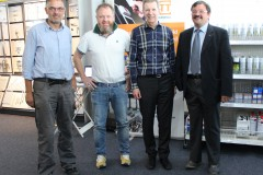 Internationaler Tag des Metallbaus Bruneck