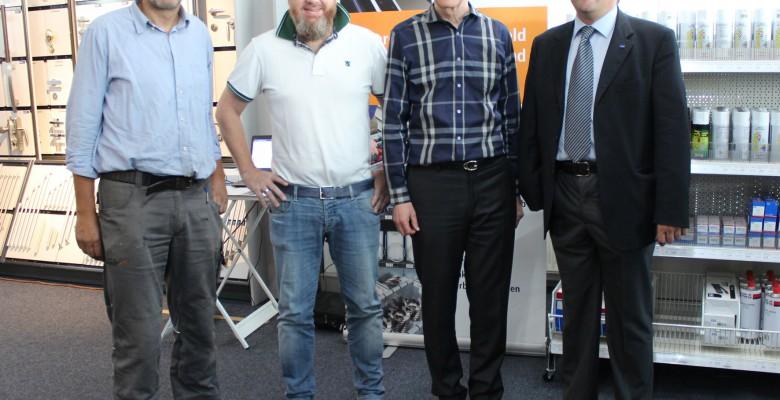 Internationaler Tag des Metallbaus Bruneck