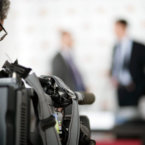 TV Pressekonferenz
