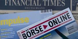 Print: Marktveränderung oder Krise?