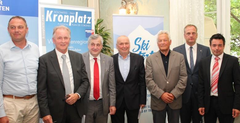 Neu: Ski-Pustertal-Express – mit der Bahn bequem vom Kronplatz zu den Sextner Dolomiten