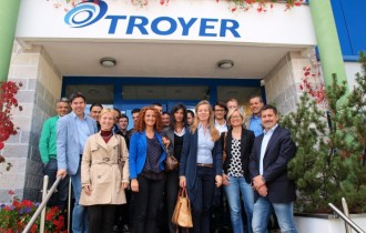 Troyer: con la forza dellacqua verso il successo