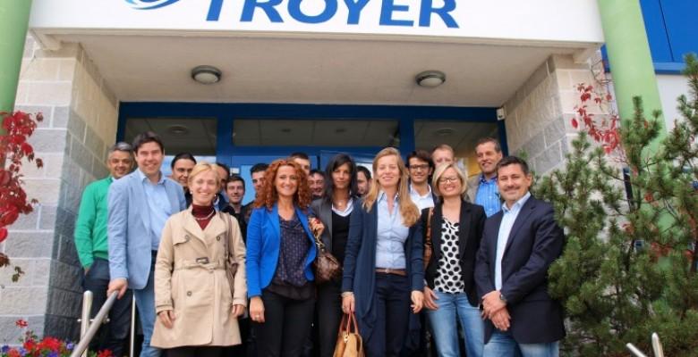 TROYER: Mit Wasserkraft zum Erfolg