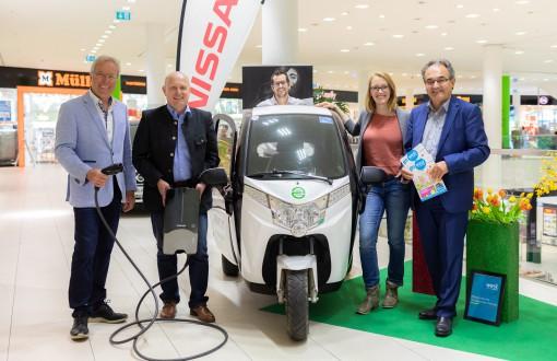 Fünfte E-Mobilitäts-Tage im west